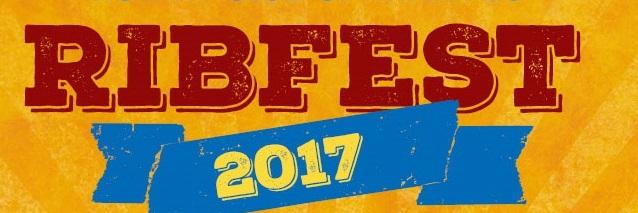 Ribfest 2017 Banner
